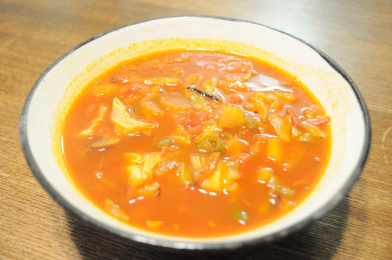 【痩せたい】脂肪の燃焼に効果的?うわさの野菜スープを1週間飲んでみた【理系メシ】