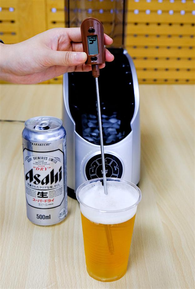 缶ビールを1分で冷やす急冷機!?本当かどうか輸入販売元に突撃取材してきた