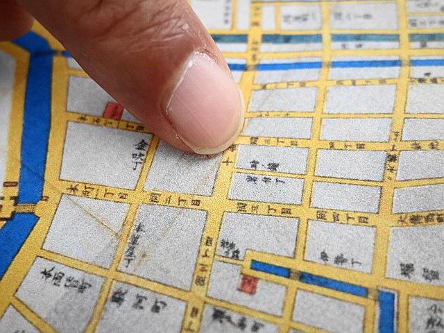 古地図片手に江戸散歩! 今川焼き&人形焼きのルーツを探る旅【歩き旅応援舎】