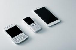 各種モバイルデバイス