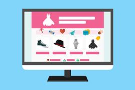 ブログテンプレートデザインのイメージ
