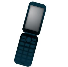 携帯電話(フィーチャーフォン)