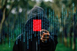 ハッカーのイメージ