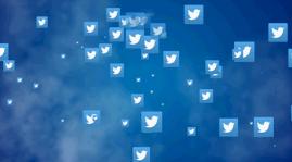 ツイッター集中利用のイメージ