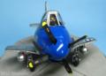 たまごひこーき P-51