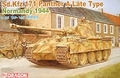 Dragon Panther A Late Type Normandy 1944