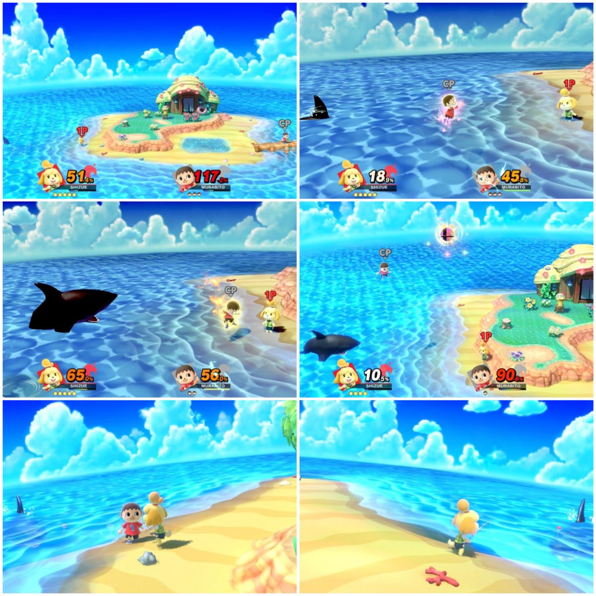 の 森 どうぶつ 島 あつまれ サメ