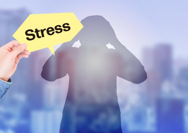 つらい転職活動で抱えるストレス