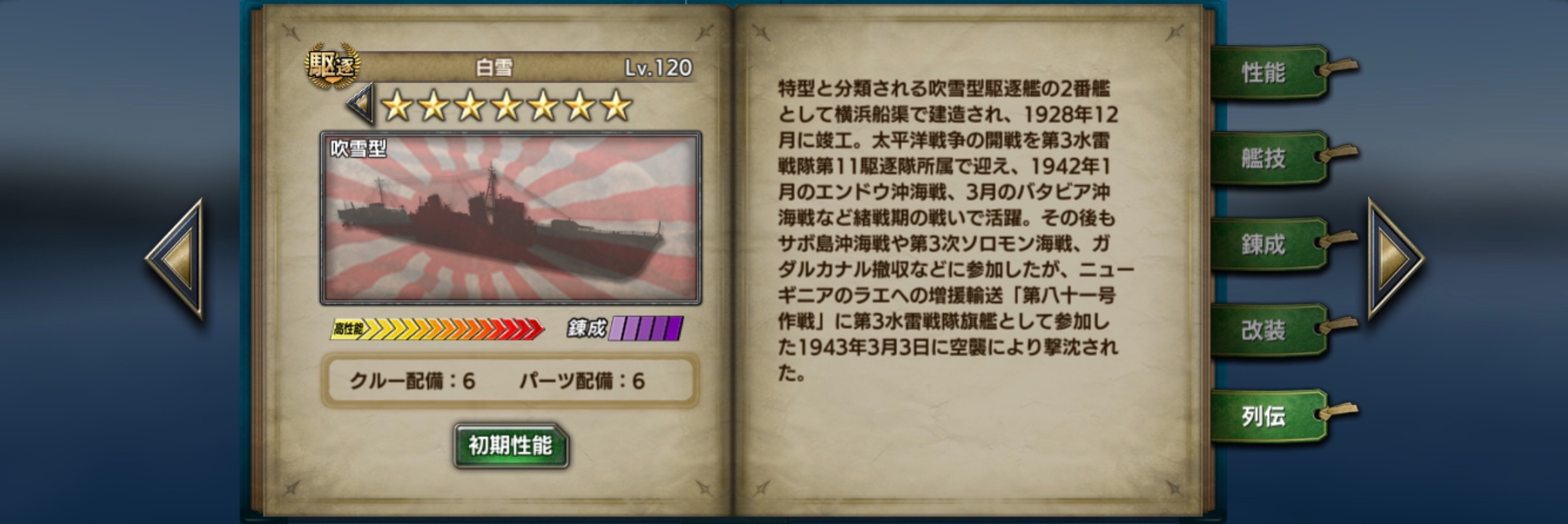 shirayuki-history