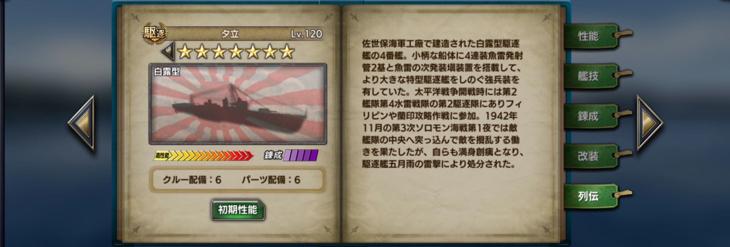 yudachi-history