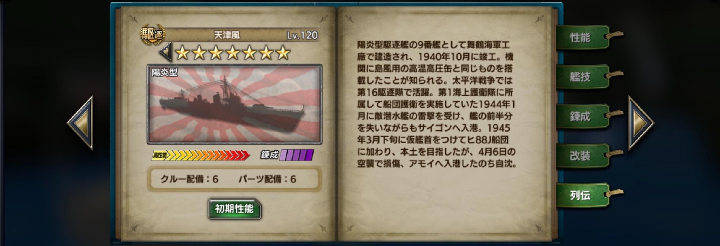 amatsukaze-history