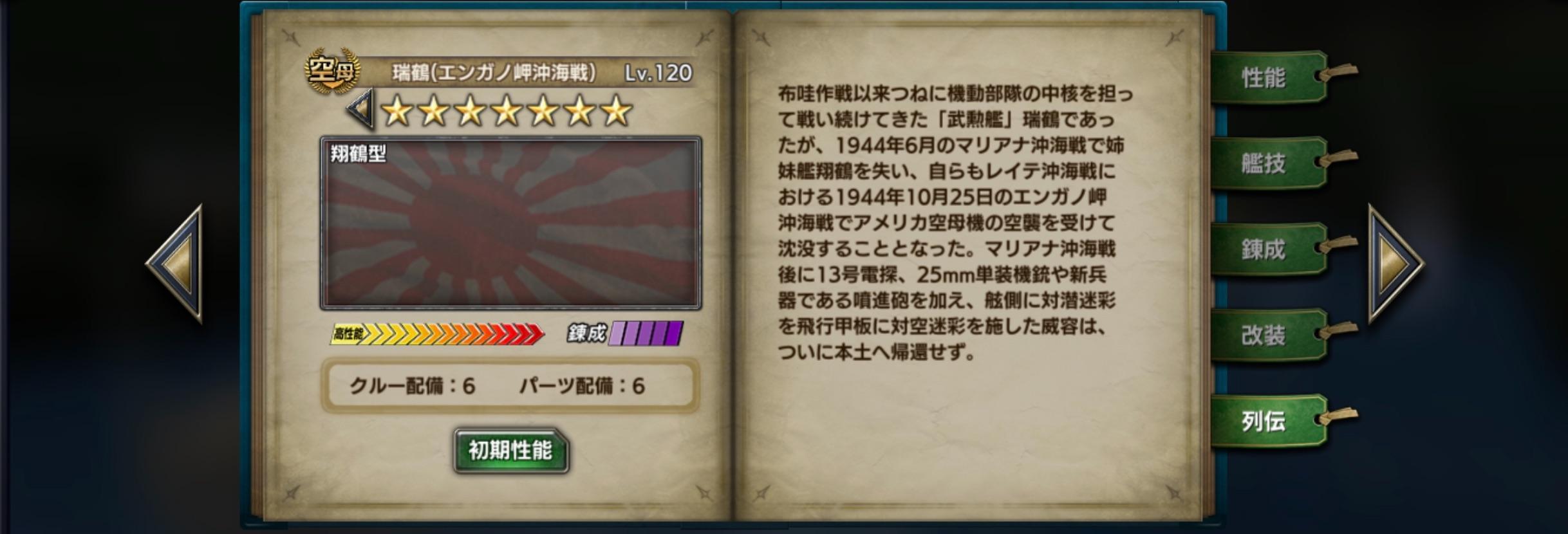 Zuikaku-history
