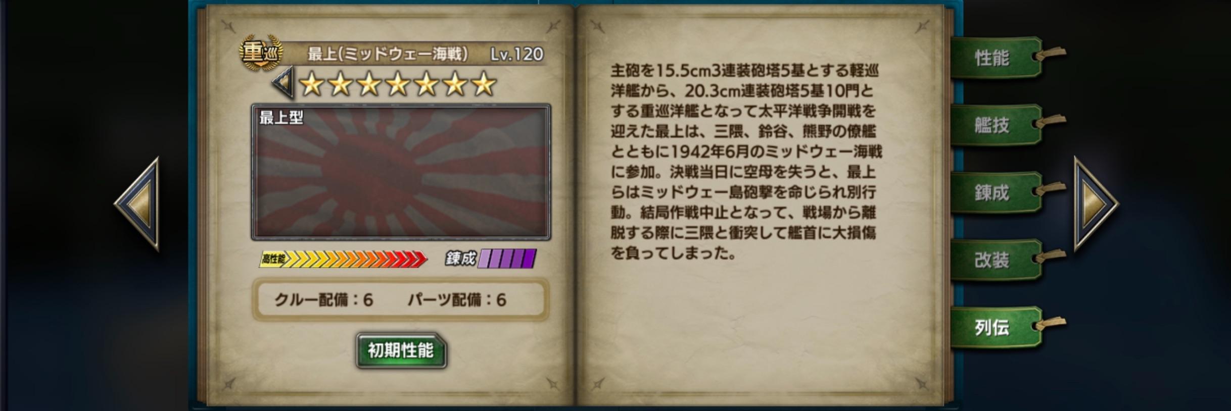 MogamiM-history