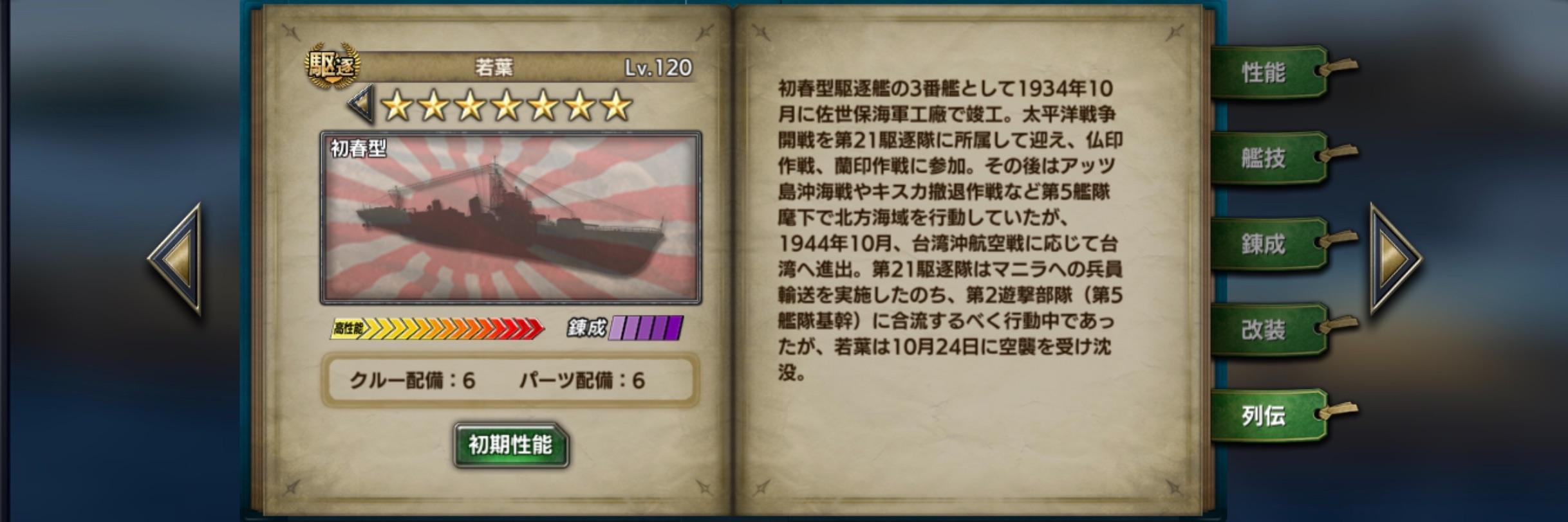 Wakaba-history