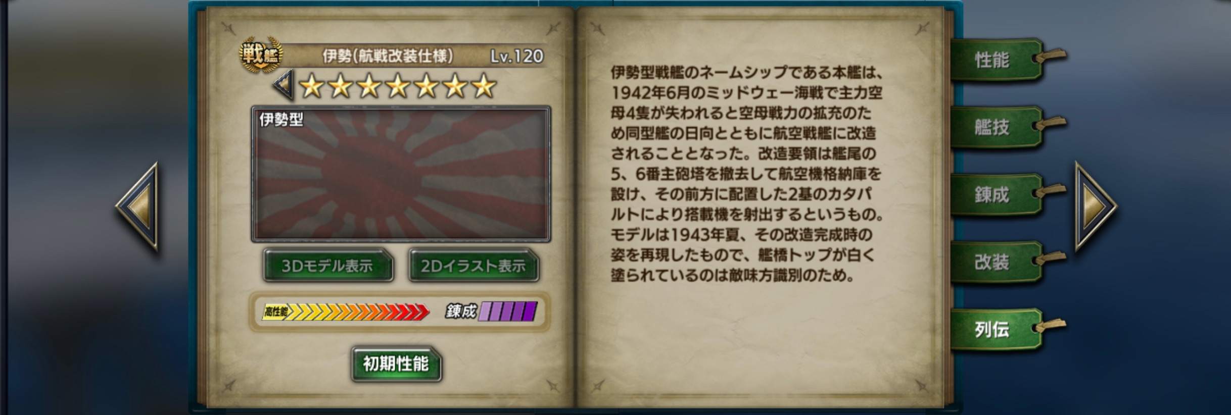 IseN-history