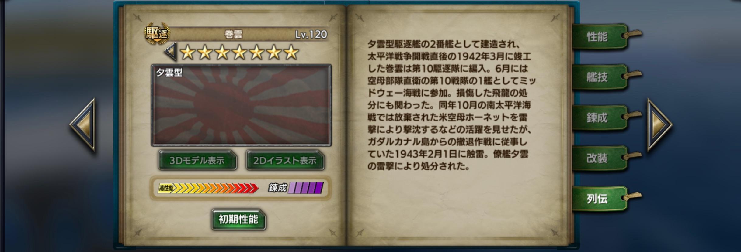 Makigumo-history