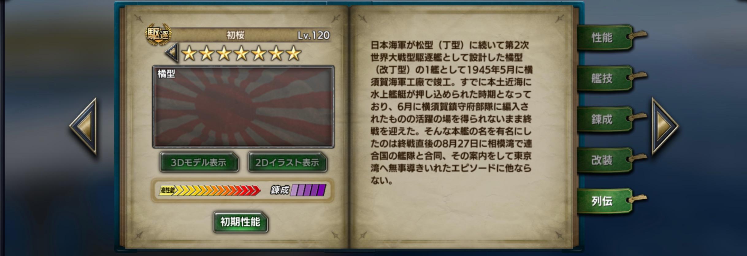 Hatsuzakura-history