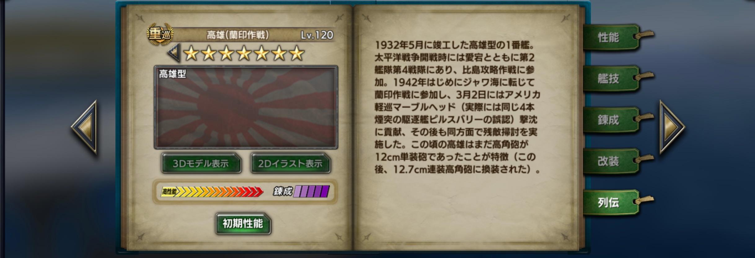 TakaoD-history