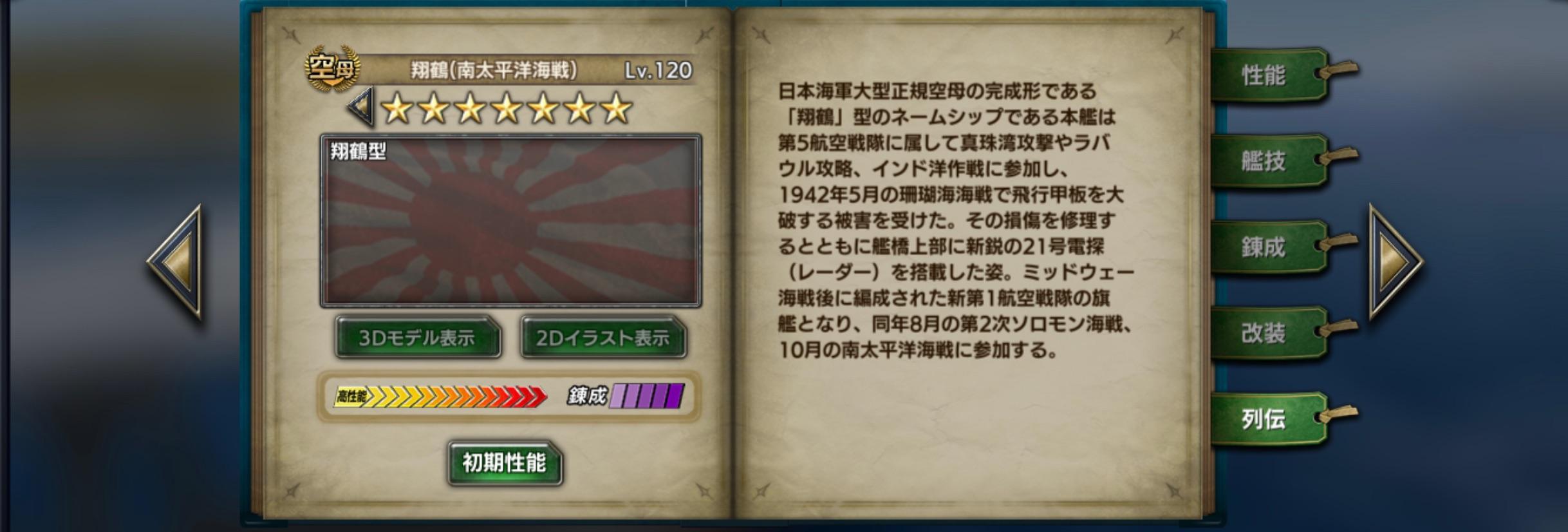 ShokakuS-history