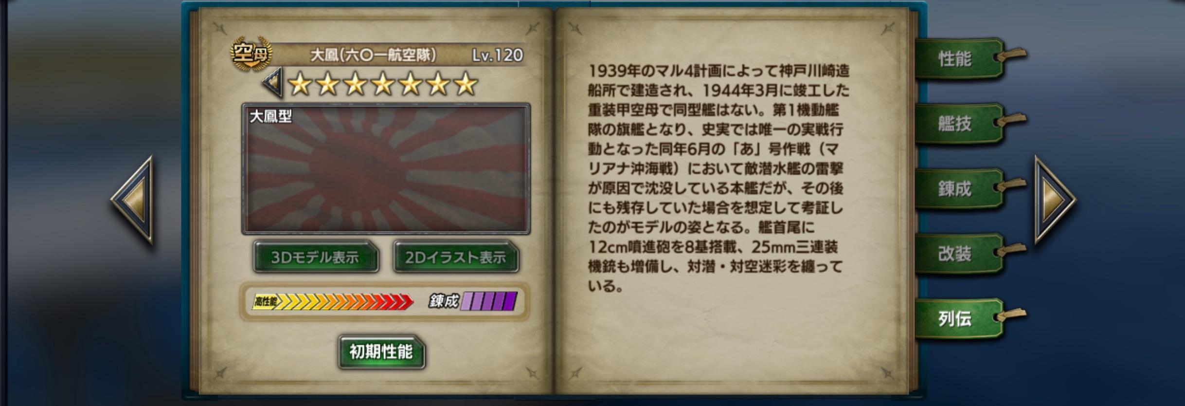 Taiho6-history