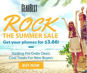 GearBest余熱セール