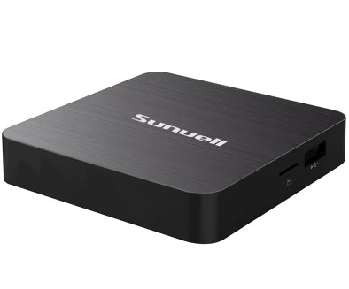 Sunvell H3 2GB RAM + 16GB ROM TV Box