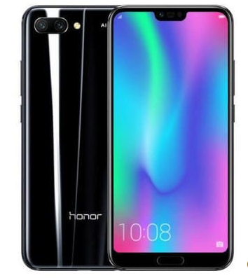 HUAWEI Honor 10  4+128GB 国際版