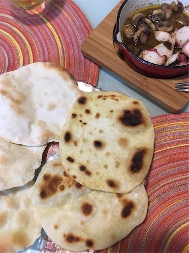 レシピ チャパティ チャパティの簡単レシピ!自宅で作れる本場の味!ナンとの違いも!