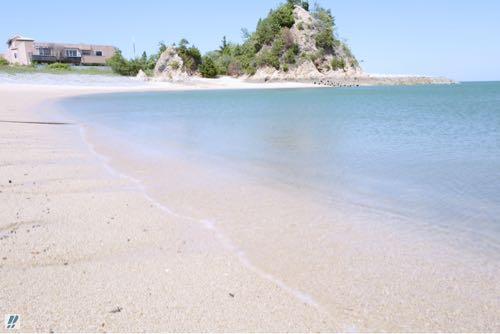 ライカQで海を撮影。