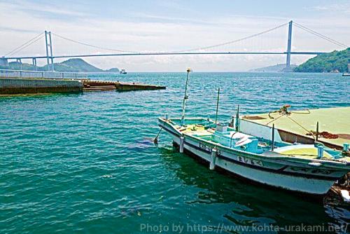 船としまなみ海道