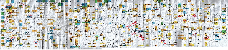 COMIC1☆11マップ