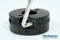 [油圧ナット六角棒型][油圧ナット][ボルトエンジニア][ボルトの軸力][大型ボルト締付け]油圧ナット六角棒レンチ型 - ボルトエンジニア