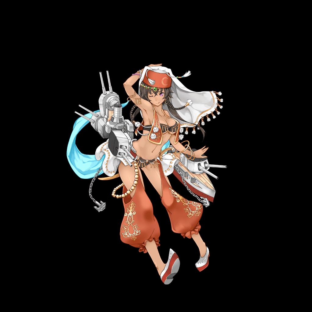 戦艦少女R ゲーベン