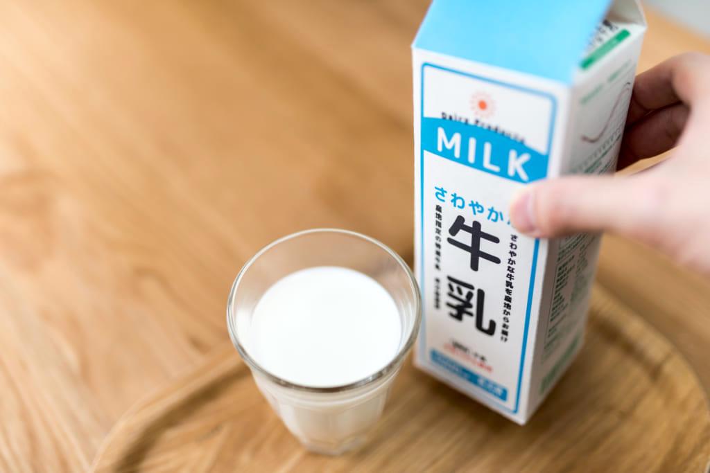 たくさんある牛乳類の種類。それぞれの違いは?