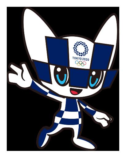 東京2020オリンピックの公式マスコット・ミライトワ