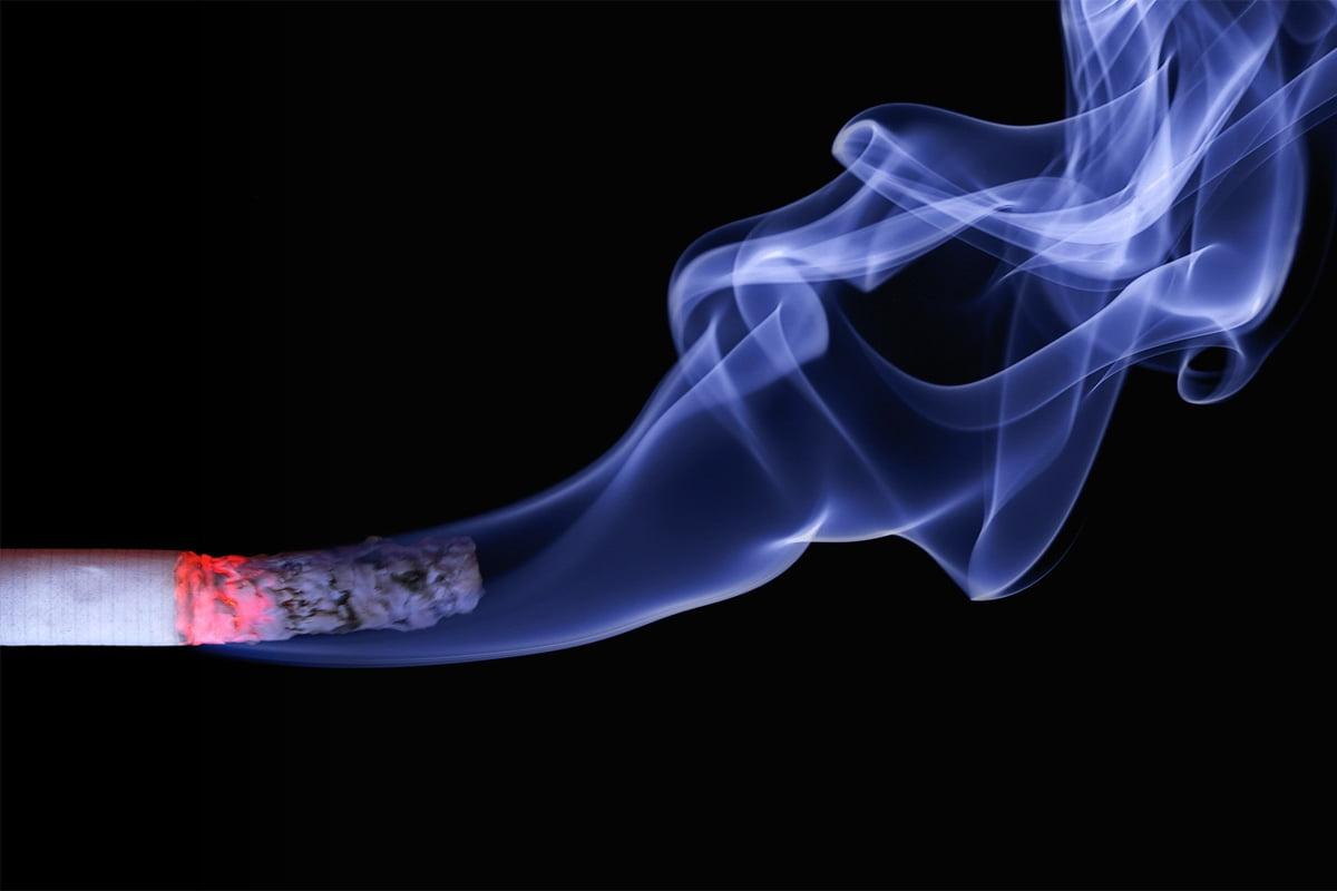 タバコは百害あって一利なし