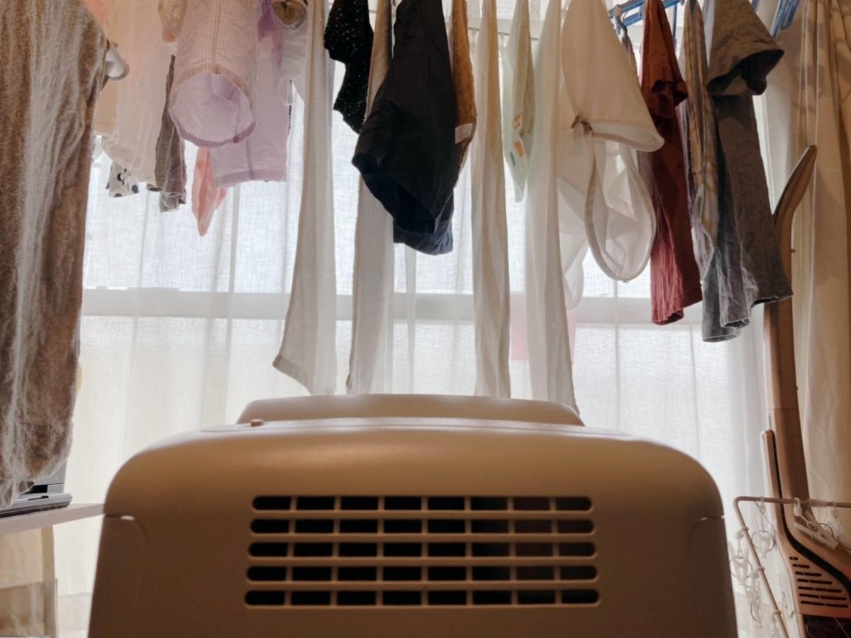 シャープ 衣類乾燥除湿機 CM-L100-W