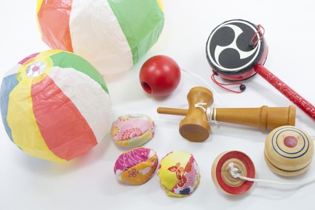 日本の伝統玩具