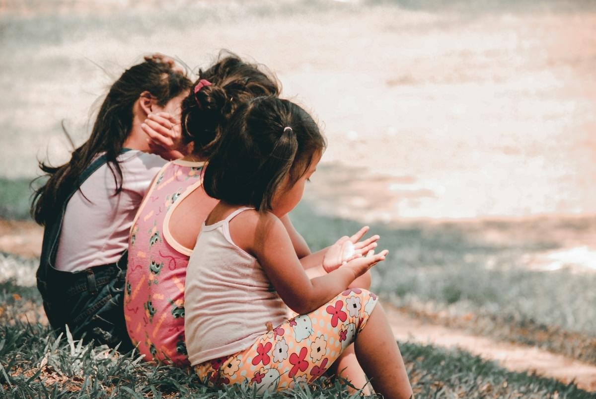 外国人の女の子たち