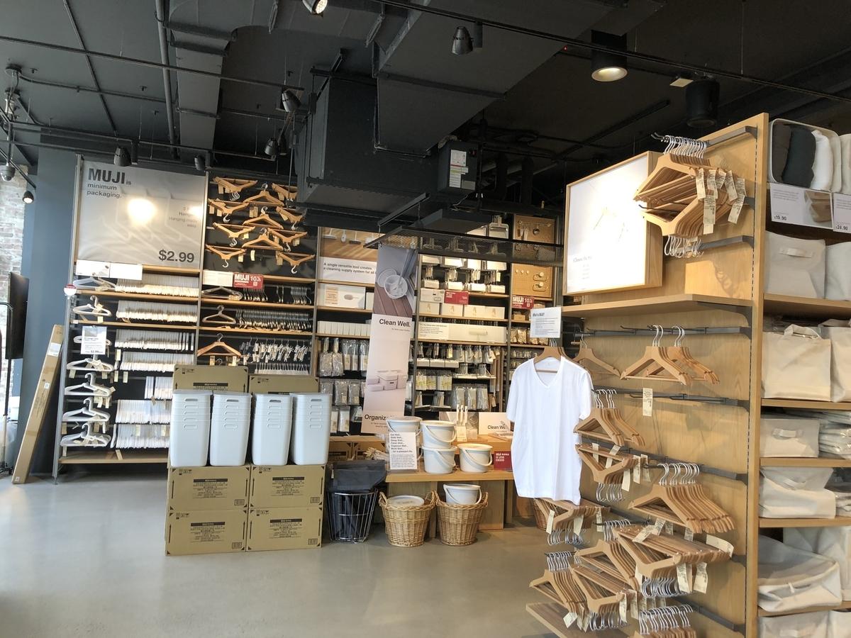 MUJIボストン店