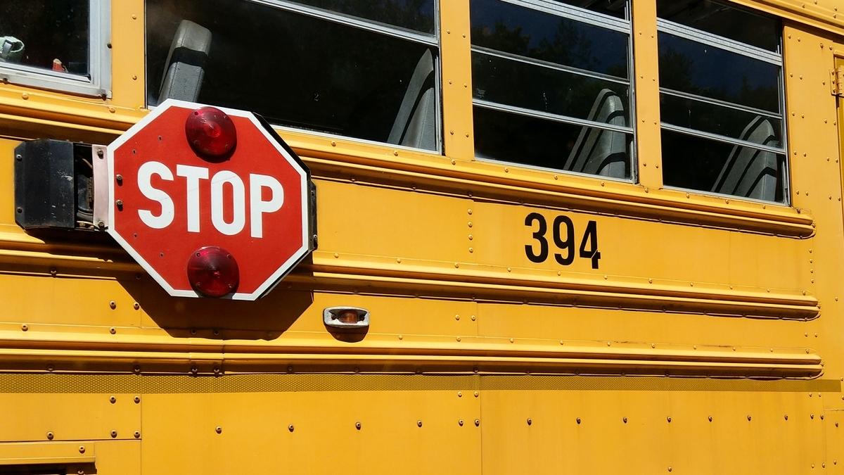 アメリカのスクールバス