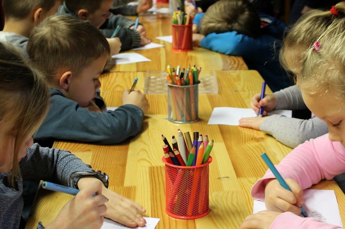 アメリカの幼稚園キンダーガーテン