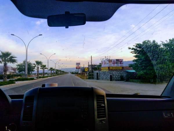 パムッカレ 長距離バス
