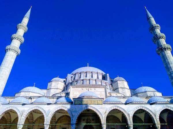 イスタンブール スレイマニエ・モスク