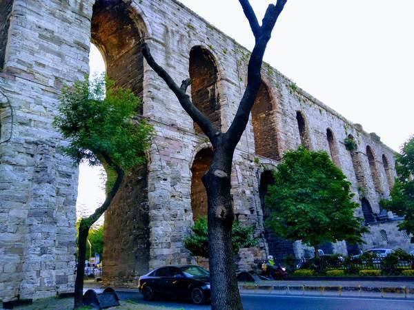 イスタンブール ヴァレンス水道橋