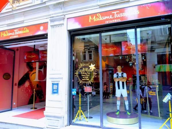 イスタンブール マダム・タッソー Madame Tussauds Istanbul