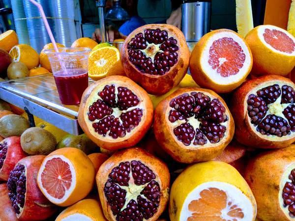 イスタンブール フルーツジュース