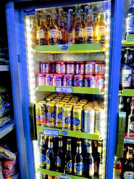 トルコ ビール
