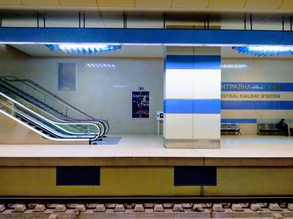 ブルガリア 電車 移動
