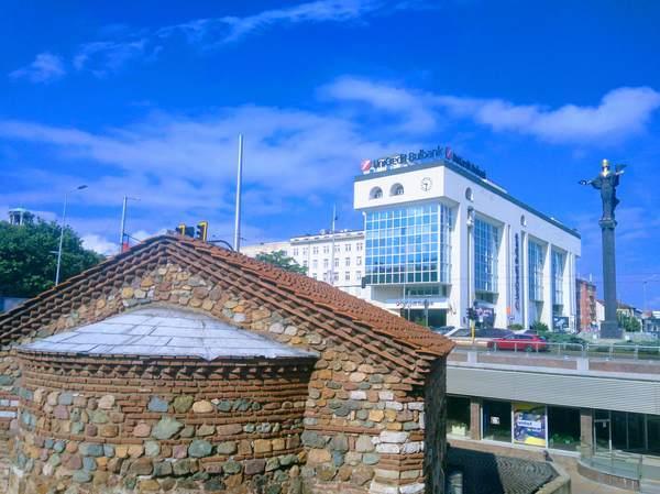 ブルガリア SerdikaⅡ駅